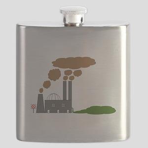 No Smoking? Flask