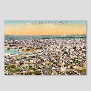 Bellingham Washington Postcards (Package of 8)
