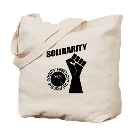 Occupy Freedom! Tote Bag