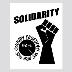 Occupy Freedom! Small Poster