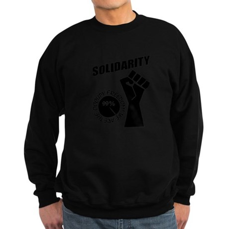 Occupy Freedom! Sweatshirt (dark)