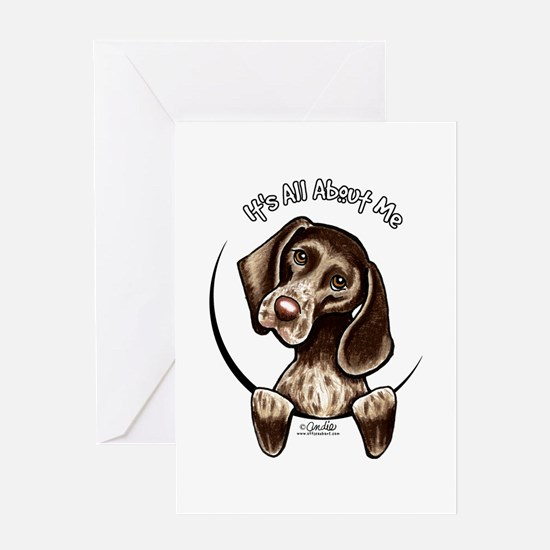 Pointer IAAM Greeting Card