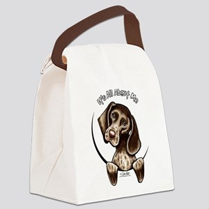 Pointer IAAM Canvas Lunch Bag