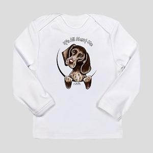 Pointer IAAM Long Sleeve Infant T-Shirt