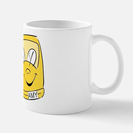 AMY'S YELLOW BUS Mug