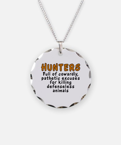 Hunters: Cowardly excuses - Necklace
