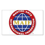 MAIF Sticker (Rectangle 10 pk)