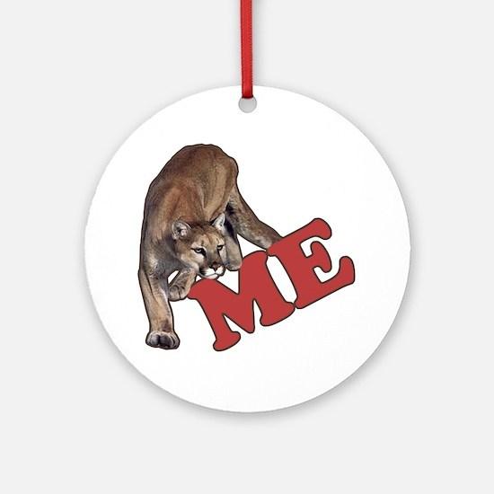 ME Ornament (Round)