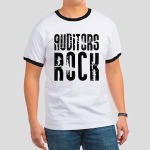 Auditors Rock Ringer T