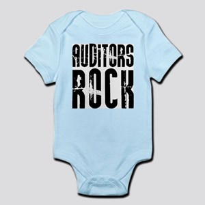Auditors Rock Infant Creeper