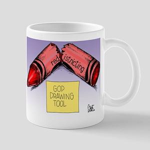 GOP Drawing Tool Mug