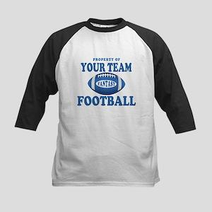 Property of Fantasy Your Team Blue Kids Baseball J