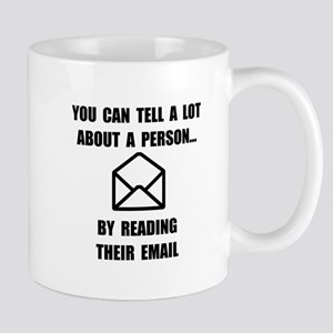 Read Their Email Mug