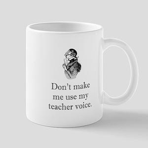Teacher Voice Mug