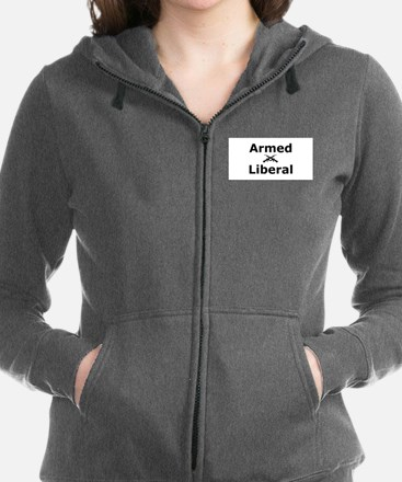 Armed Liberal Sweatshirt
