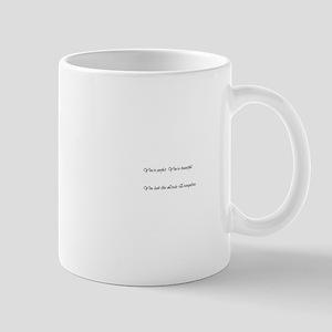 A product name 11 oz Ceramic Mug