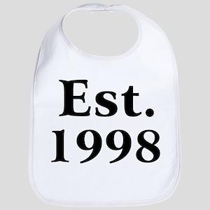 Est. 1998 Bib