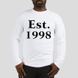 Est. 1998 Long Sleeve T-Shirt