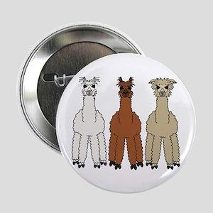 """Alpaca (no text) 2.25"""" Button"""