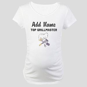 GRILLMASTER Maternity T-Shirt