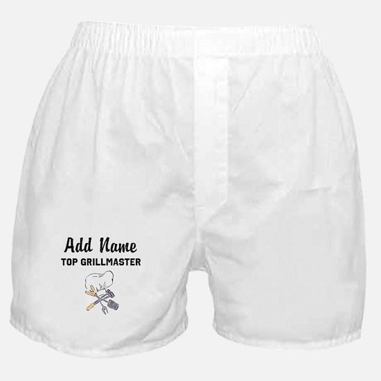 GRILLMASTER Boxer Shorts