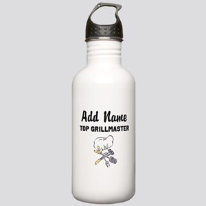 GRILLMASTER Stainless Water Bottle 1.0L