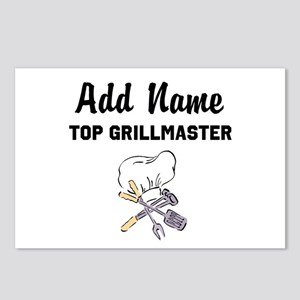 GRILLMASTER Postcards (Package of 8)