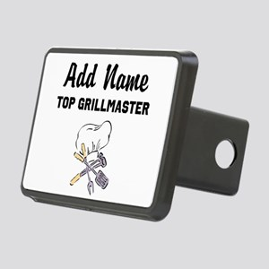 GRILLMASTER Rectangular Hitch Cover