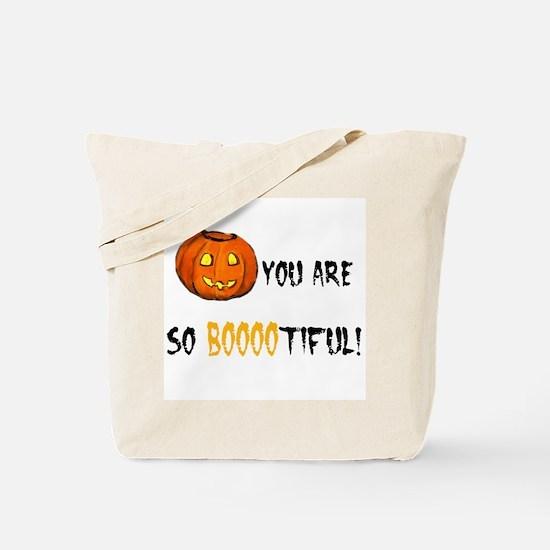 BOOOOtiful Tote Bag