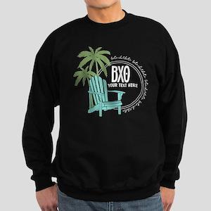 Beta Chi Theta Beach Chair Sweatshirt (dark)