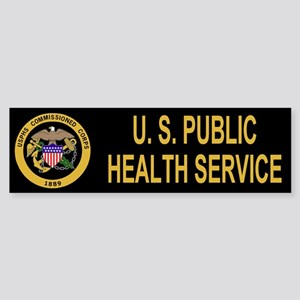 USPHS <BR>Bumper Sticker