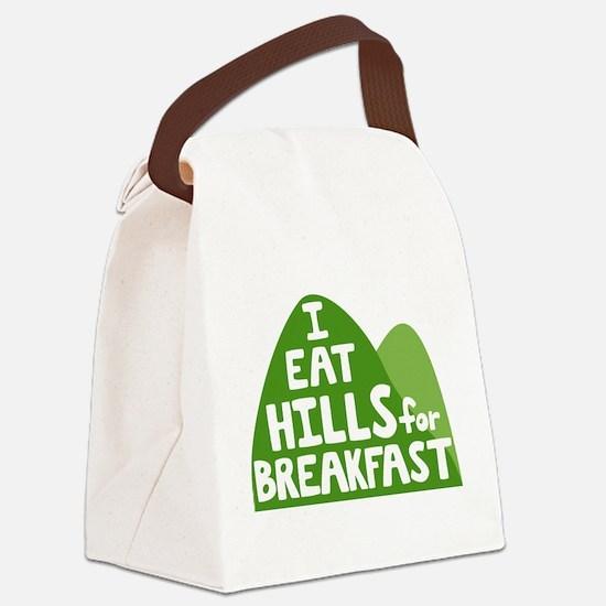 Hills Canvas Lunch Bag