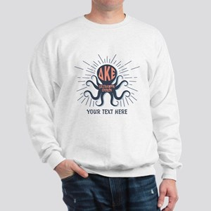 Delta Kappa Epsilon Personalizable Octo Sweatshirt