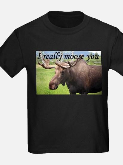 I really moose you T