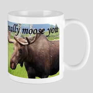 I really moose you Mug