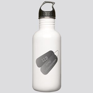 11B infantryman Stainless Water Bottle 1.0L