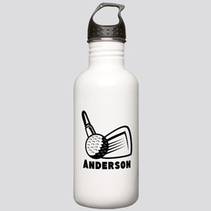 Personalized Golf Stainless Water Bottle 1.0L