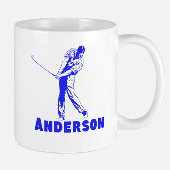 Personalized Golf Mug