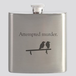 Attempted Murder Flask