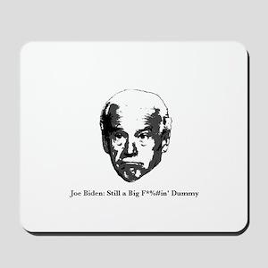 Joe Biden: BFD Mousepad