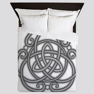 Knot Design Queen Duvet