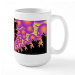 Cosmic Sunset Large Mug