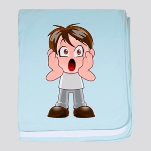 mangaguy11.png baby blanket