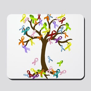 Ribbon Tree Mousepad