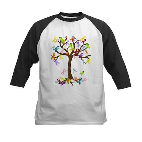 Ribbon Tree Kids Baseball Jersey