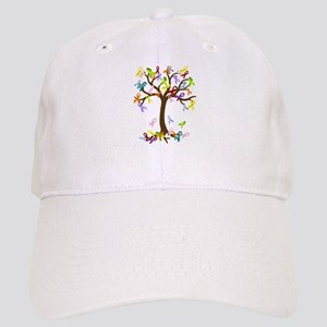 Ribbon Tree Cap