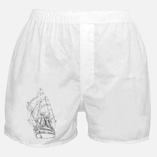 Ship Boxer Shorts