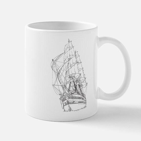 Ship Mug