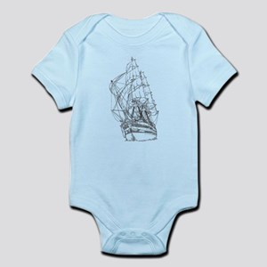 Ship Infant Bodysuit