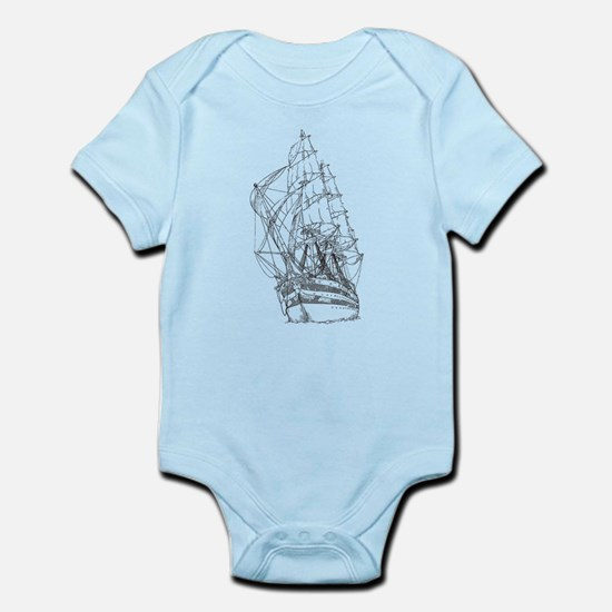 Ship Infant Bodysuit